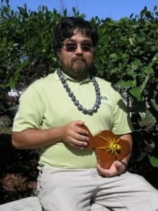 2010 Malama i ka Aina Award Recipient Mach Fukada