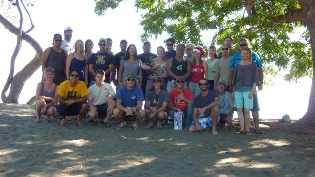 Maui Invasive Species Committee Crew